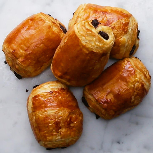 Chocolate Croissant from La'cajou