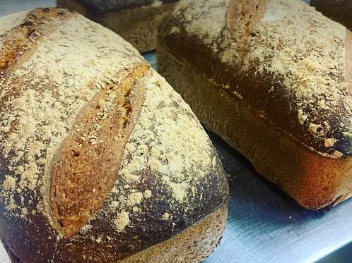 Whole Wheat Sourdough Loaf from La'cajou