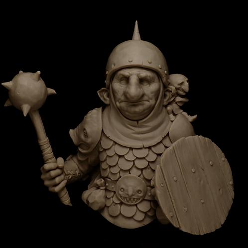 Mercenary Goblin