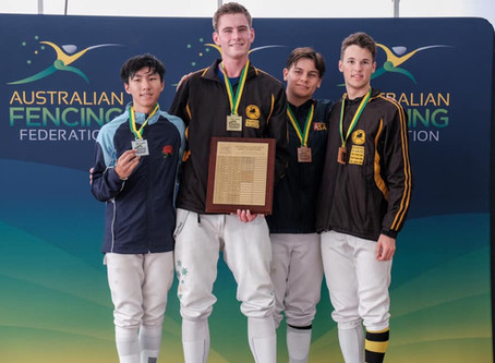 WA wins in the first Junior Championships