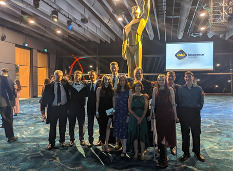 FencingWA at the RAC Sports West Awards