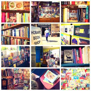 【オーストラリア】タスマニア島ホバートの本屋さんめぐり