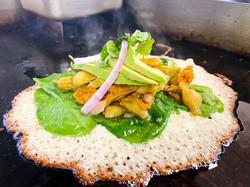 keto taco vegetarian