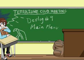 TerraZone: Shoot for the Stars Devlog 9: Main Menu