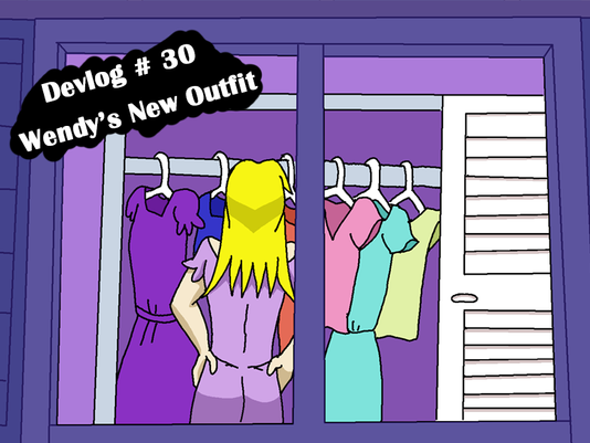 Shoot for the Stars Devlog 30: Wendy's New Outfit