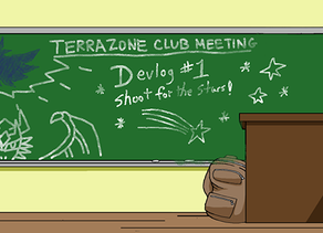 TerraZone: Shoot for the Stars Devlog 1