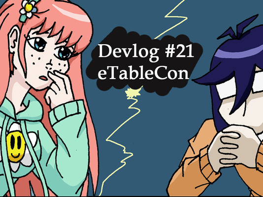 Shoot for the Stars Devlog 21: eTableCon