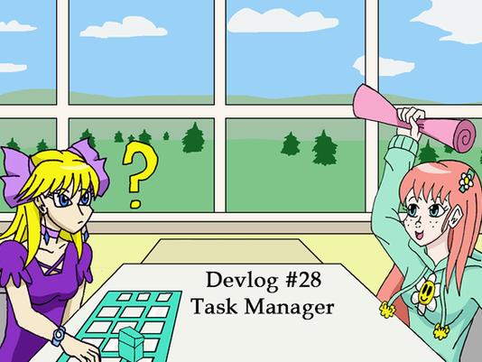 Shoot for the Stars Devlog 28: Task Manager