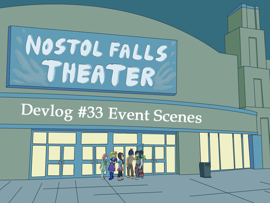 Shoot for the Stars Devlog 33: Event Scenes
