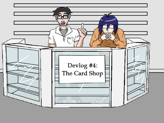TerraZone: Shoot for the Stars Devlog 4: The Card Shop