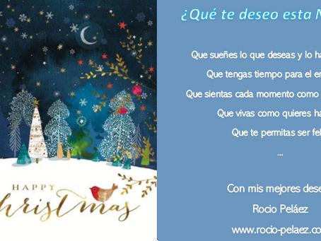 Mi deseo para esta Navidad