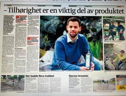 Telemarksavisa newspaper