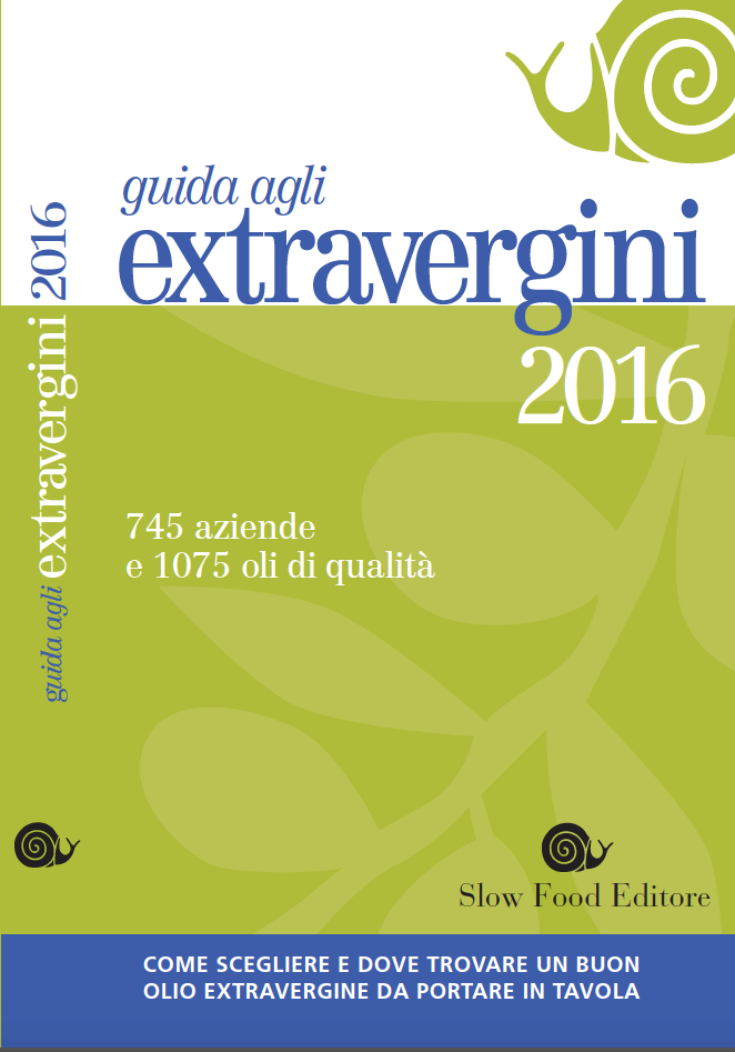 SLOW FOOD GUIDE 2016