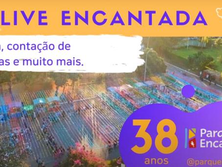 Live Encantada - Aniversário do Parque Encantado 38 anos