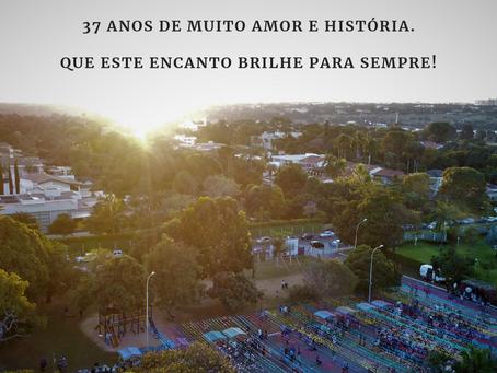 Aniversário Parque Encantado - 37 anos de muita história e amor