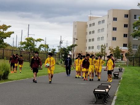 【1st】2020札幌ブロックカブス 第6節 vs 手稲東中