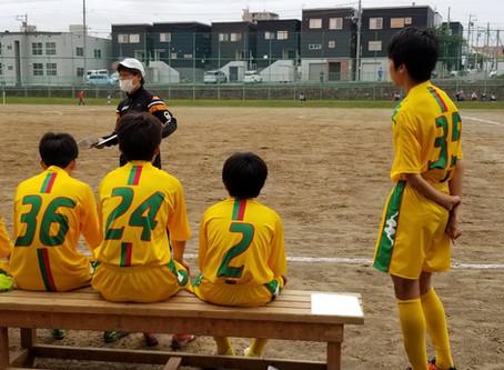 【2nd】2020札幌地区カブス第1節 vs 真駒内曙中