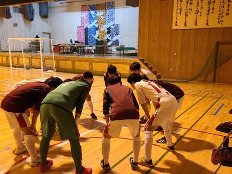 【U15】第32回全道ユース(U-15)フットサル大会札幌地区予選