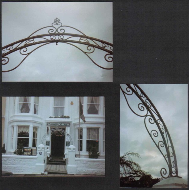 Images Of Wrought Iron Arch
