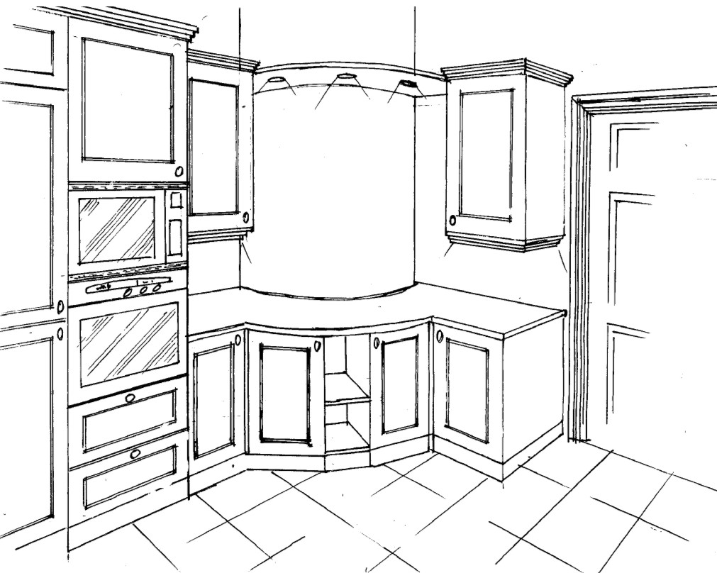 Kitchen detail Artist Impression 2