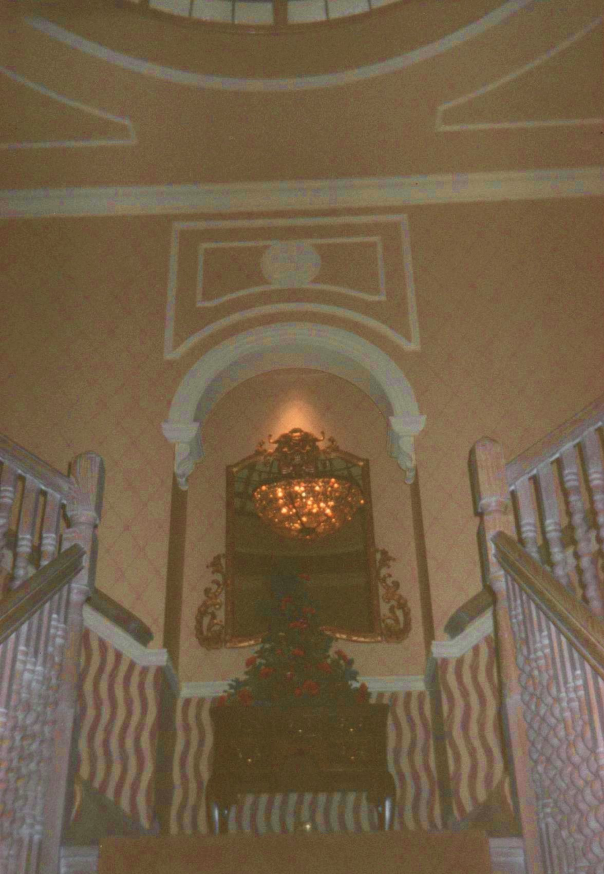 HATTON HALL STAIR AREA1