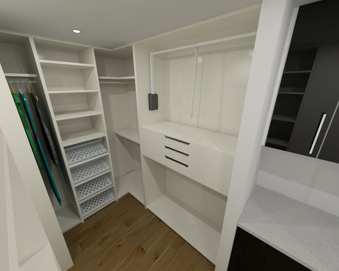 NEW OPTION FOR UNIT LAYOUT IN DRESSING AREA A