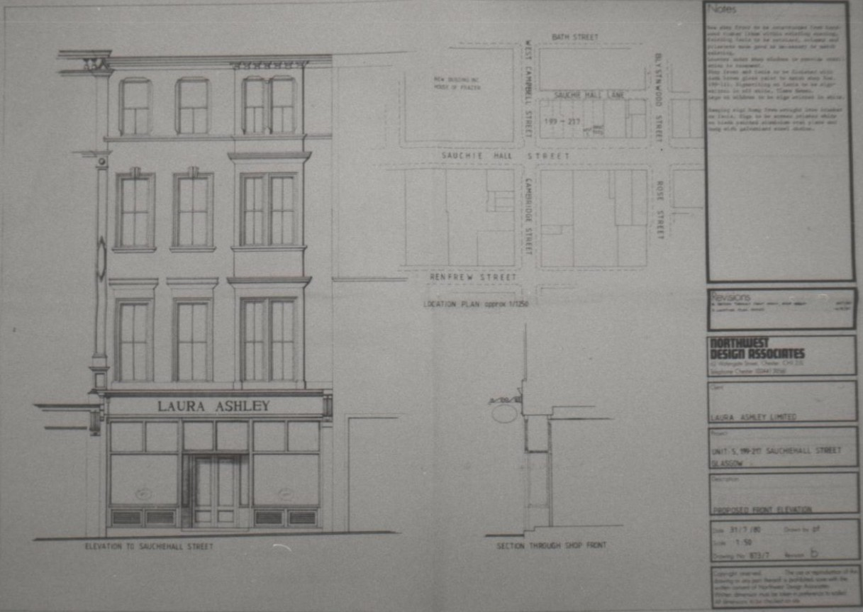 Shop Front Elevation 1