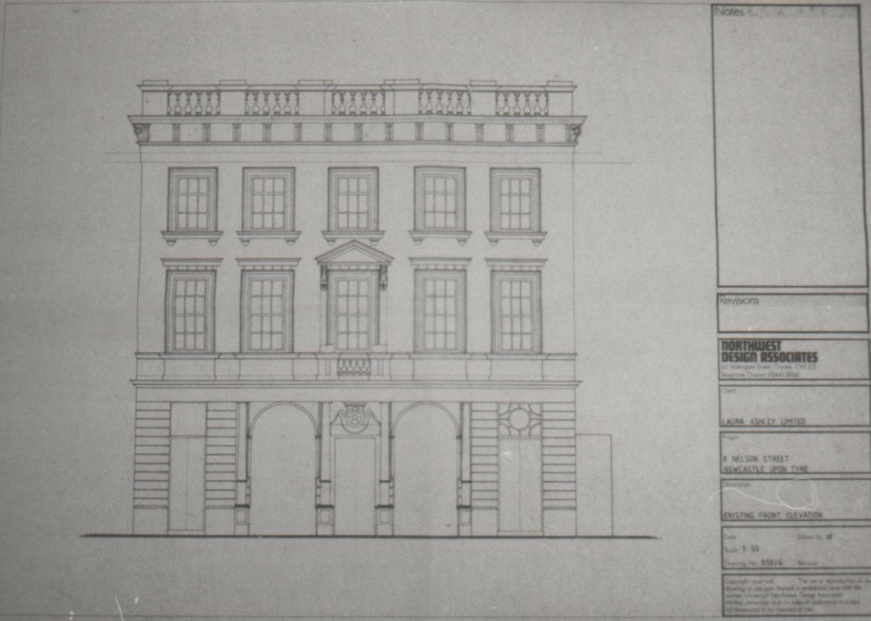 Shop Front Elevation 2