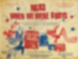 NG83 When We Were B Boys - Breakdancing - Nottingham - Rock City - Rick Smith Audio - Audio Post Production - Nottingham & London - Sound designer, sound mixer, audio mixing, dialogue editing
