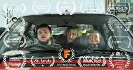 Roger Short Film (John Bradley (Game Of Thrones), Seann Walsh - Rick Smith Audio - Audio Post Production - Nottingham & London - Sound mix