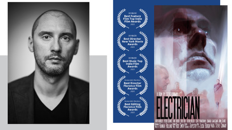 """""""Electrician"""" feature film: Director Steve Conway interview"""