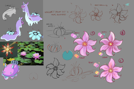 Cave - Crown Lilies