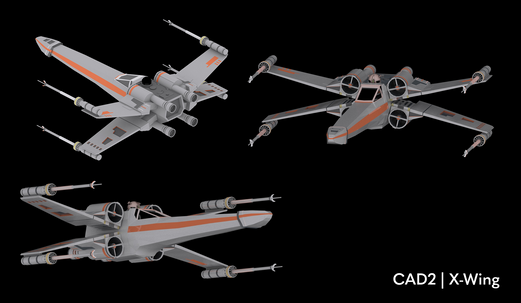 X-Wing   Recreation