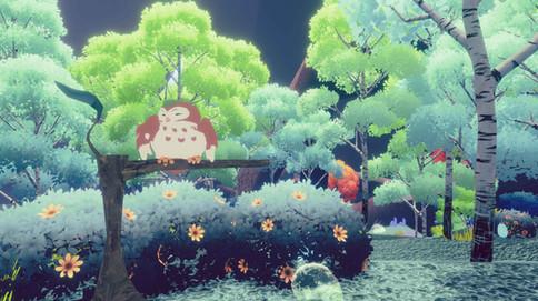Tree Interior - Screenshot