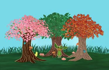 Tiny Trees Key Art
