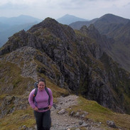 Menorable day on the Aonach Eager