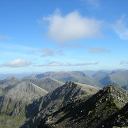 View from 3 sisters Glencoe