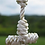Thumbnail: Single-Decade Cord Chaplet (Mary's Colors)
