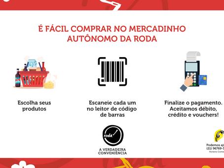 Micro Market: Conveniência e Segurança