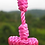 Thumbnail: Traditional Cord Rosary (Solid Colors)