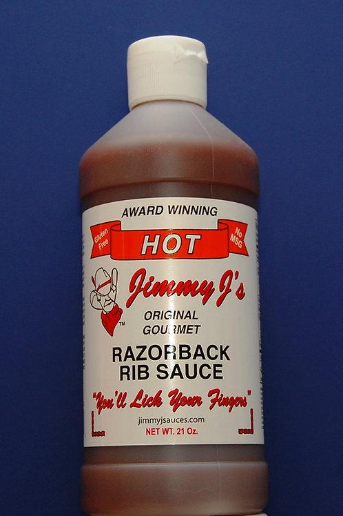 21 oz.  Hot