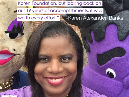 Auntie Karen shares her F.A.I.T.H Principles on Coping with Covid with Tre Tailor