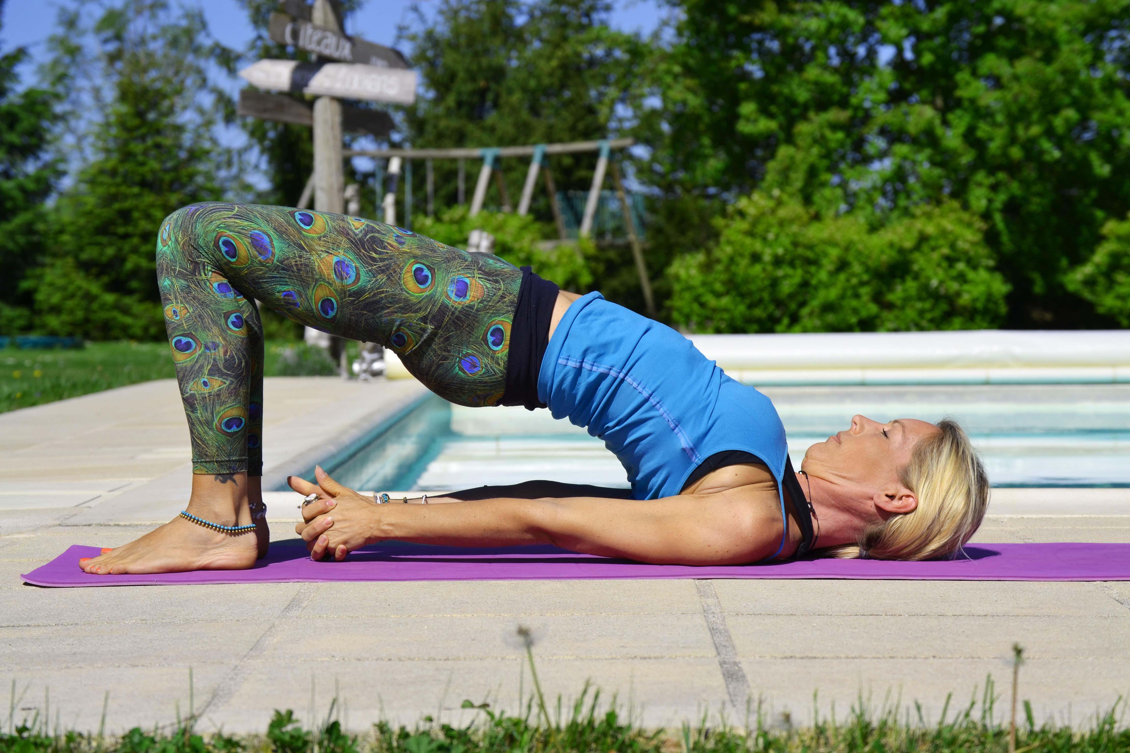 yoga avec inge au meflatot