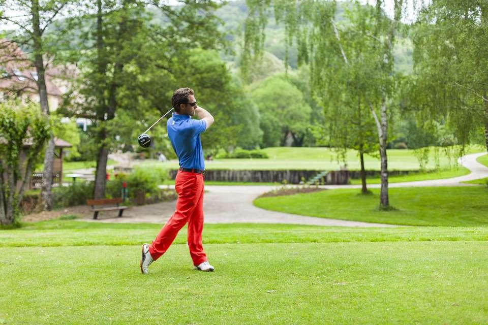 golf Val de Sorne