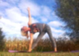 Yoga @ Chambres d'hôtes le meflatot