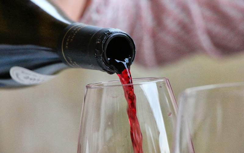 degustation de vin au meflatot