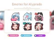 Emotes for Alyprado.jpg