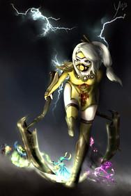 Stinger Akali - League Of Legends