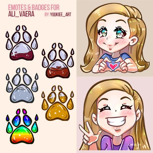 Emotes for ali_vaera