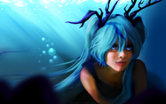 Hatsune Miku - Deep Sea Girl